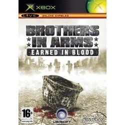 Brothers in Arms Earned In Blood Xbox Original