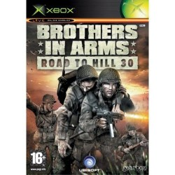 Brothers in Arms Road to Hill 30 Xbox Original