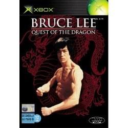 Bruce Lee: Quest of the Dragon Xbox Original