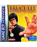 Bruce Lee The Return of the Legend Gameboy Advance