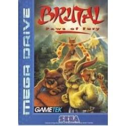 Brutal: Paws of Fury Megadrive