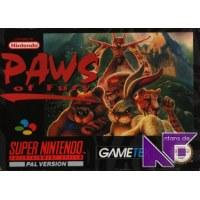 Brutal:Paws of Fury SNES