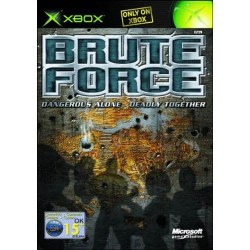 Brute Force Xbox Original