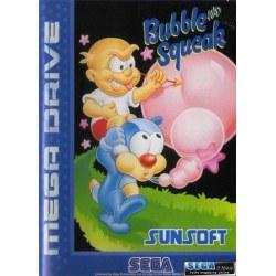 Bubble 'N' Squeak Megadrive