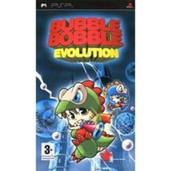 Bubble Bobble Evolution PSP