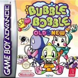 Bubble Bobble Old & New...