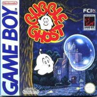 Bubble Ghost Gameboy