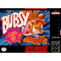 Bubsy SNES