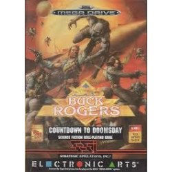 Buck Rogers: Countdown to Doomsday Megadrive