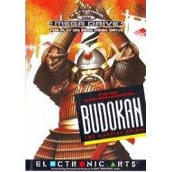 Budokan The Martial Spirit Megadrive