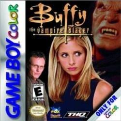 Buffy the Vampire Slayer Gameboy