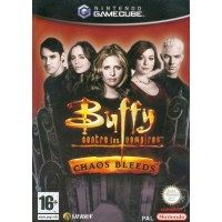 Buffy The Vampire Slayer Chaos Bleeds Gamecube