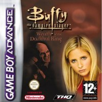 Buffy the Vampire Slayer Wrath of the Darkhul King Gameboy Advance