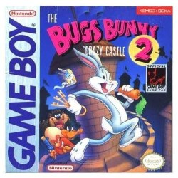 Bugs Bunny Crazy Castle 2 Gameboy