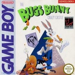 Bugs Bunny Crazy Castle Gameboy