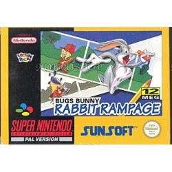 Bugs Bunny:Rabbit Rampage