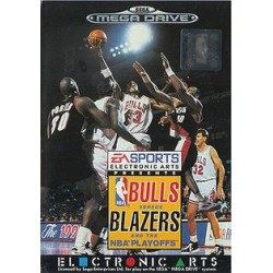 Bulls versus Blazers and the NBA Playoffs Megadrive