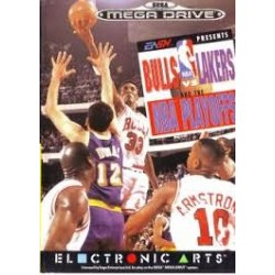 Bulls vs Lakers and the NBA Playoffs Megadrive