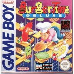 Burgertime Deluxe Gameboy