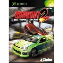 Burnout 2 Point of Impact Xbox Original