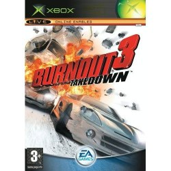 Burnout 3: Takedown Xbox Original