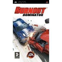 Burnout Dominator PSP