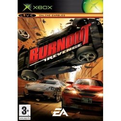 Burnout Revenge Xbox Original