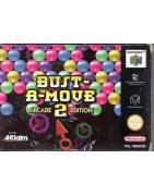 Bust A Move 2 N64