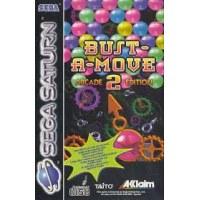 Bust a move 2 Arcade edition Saturn