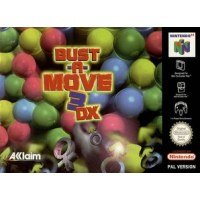 Bust a Move 3DX N64