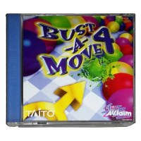 Bust A Move 4 Dreamcast