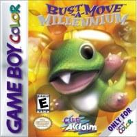 Bust A Move Millennium Gameboy