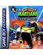 Butt Ugly Martians B.K.M. Battles Gameboy Advance
