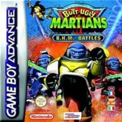 Butt Ugly Martians: B.K.M....