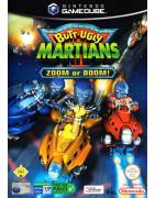 Butt Ugly Martians: Zoom or Doom Gamecube