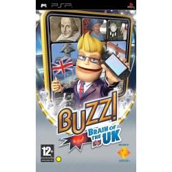 Buzz Brain of the UK PSP