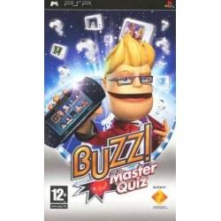 Buzz The Master Quiz PSP