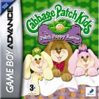 Cabbage Patch Kids The Patch Puppy Rescue Gameboy Advance