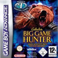 Cabela's Big Game Hunter 2005 Season Gameboy Advance