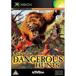 Cabelas Dangerous Hunts Xbox Original