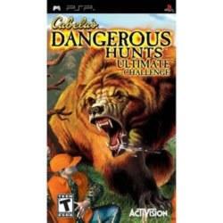 Cabelas Dangerous Hunts: Ultimate Challenge PSP