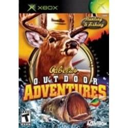 Cabelas Outdoor Adventures Xbox Original