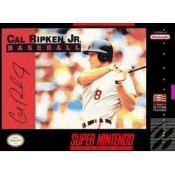 Cal Ripken Jr. Baseball SNES