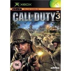 Call of Duty 3 Xbox Original