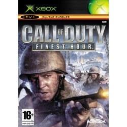 Call of Duty Finest Hour Xbox Original