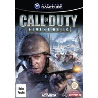 Call of Duty Finest Hour Gamecube