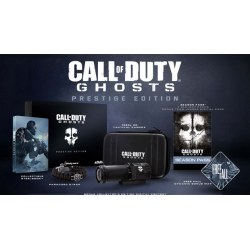 Call of Duty Ghosts...