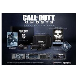 Call of Duty: Ghosts...