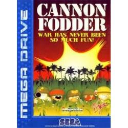 Cannon Fodder Megadrive