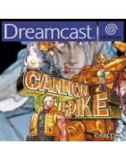 Cannon Spike Dreamcast